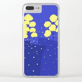 circle tree Clear iPhone Case