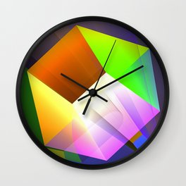 From a different point of view Wall Clock