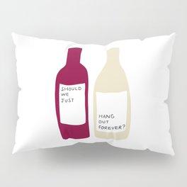 Love wine Pillow Sham