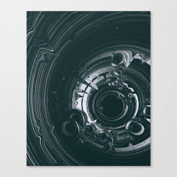 CRYPTOCURRENCY (everyday 06.16.17) Canvas Print