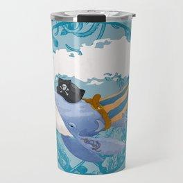 Ballena Pirata Travel Mug