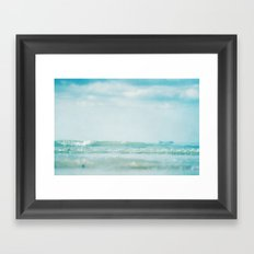 ocean 2249 Framed Art Print