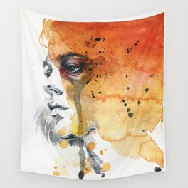small piece 22 Wall Tapestry