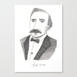 Josef Vanek Canvas Print