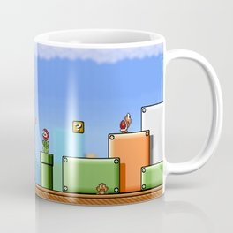 World 1-1 Coffee Mug