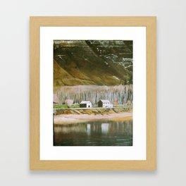 rivervalley Framed Art Print