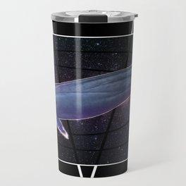 Space rorqual Travel Mug