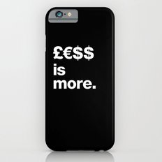 Less is More Slim Case iPhone 6s