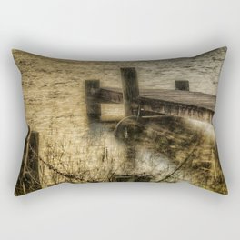 The Jetty Rectangular Pillow