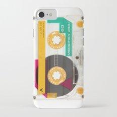 Memorex Tape iPhone 7 Slim Case