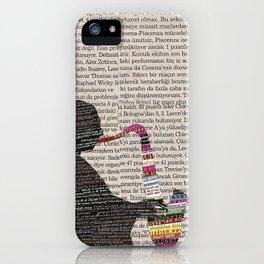 JAZZ-2 iPhone Case