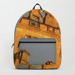 A Castle In Edinburgh Backpack