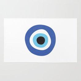 Evi Eye Symbol Rug