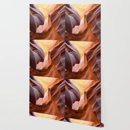 Antelp Canyon Lower Wallpaper