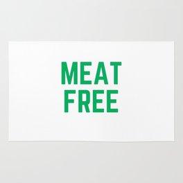 MEAT FREE Rug