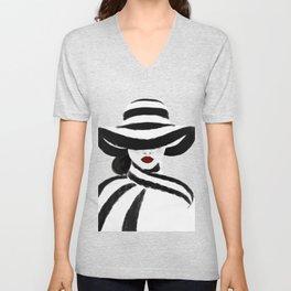 Dangerous Woman Unisex V-Neck