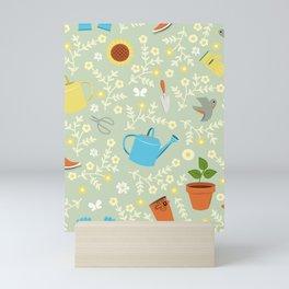 Bloom and Grow Mini Art Print