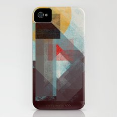 Over mountains iPhone (4, 4s) Slim Case