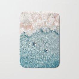 Pink Foam Bath Mat