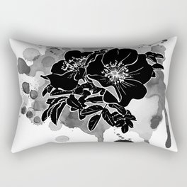 La flor de mi secreto Rectangular Pillow