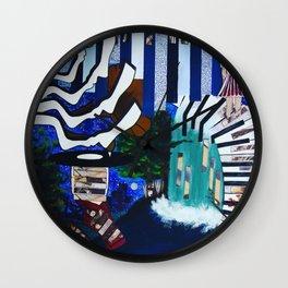 The4 Wall Clock
