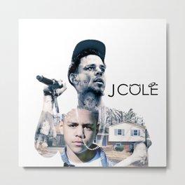 Cole artwork Metal Print