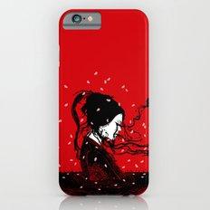 Geiko Poetry iPhone 6 Slim Case