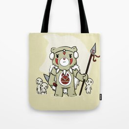 Princess Mononocare Tote Bag