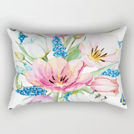 Spring is in the air #35 Rectangular Pillow