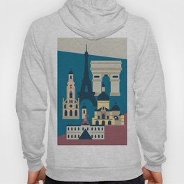 Paris - Cities collection  Hoody