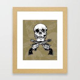 113 Framed Art Print
