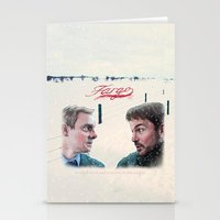 fargo Stationery Cards featuring Fargo tv serie by Magdalena Almero