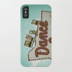 Dance Crazy Slim Case iPhone X