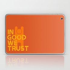 Trust in Good - Version 1 Laptop & iPad Skin
