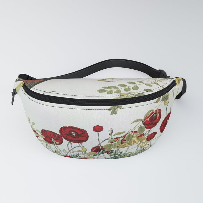 'Serenity only a deliberate hebitude' Fanny Pack