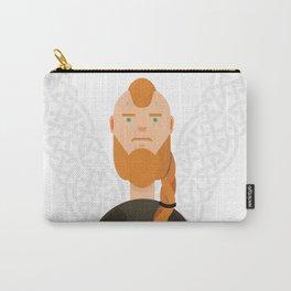 Ragnar Lodbrok-Vikings Carry-All Pouch