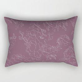 Approaching Autumn Bliss Rectangular Pillow