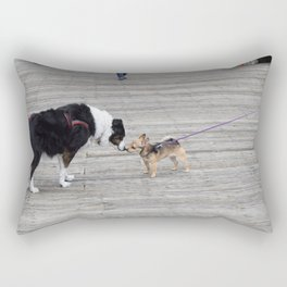 Meeting  Rectangular Pillow