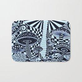 Mushroom Wonderland Bath Mat
