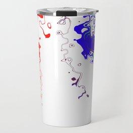 Rainbow Spurt 03 Travel Mug