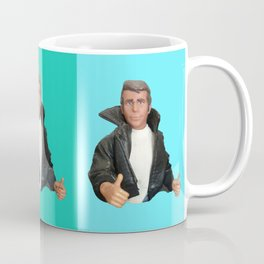 Cool Points - cool colors Coffee Mug