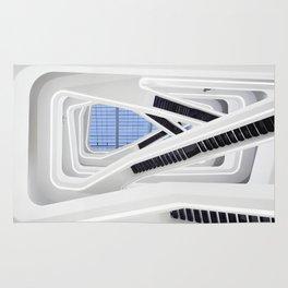 Zaha H A D I D | architect | Dominion Office Building Rug