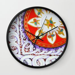 Keepsake Corner Wall Clock