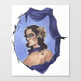 Aldric Canvas Print