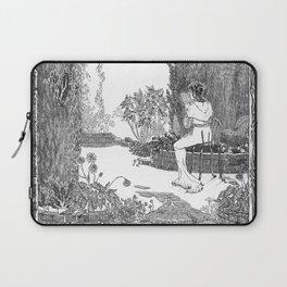 Le Jardin Secret Laptop Sleeve