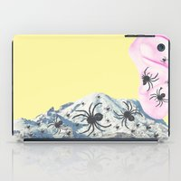 thrones iPad Cases featuring Lies by Laura Nadeszhda