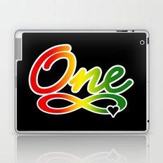 One Love Laptop & iPad Skin
