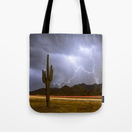 Scintillation Overdrive Tote Bag