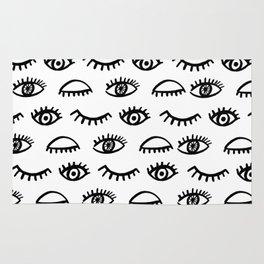 Magic Eyes Rug