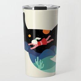 Ocean Roaming Travel Mug